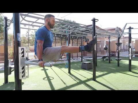Outdoor Fitness Equipment Adjustable Dip Bars