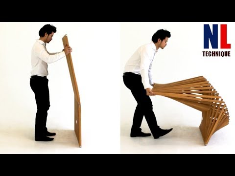 Amazing Home Design with Smart Furniture - Ingenious City Space Saving Solution ▶ 2