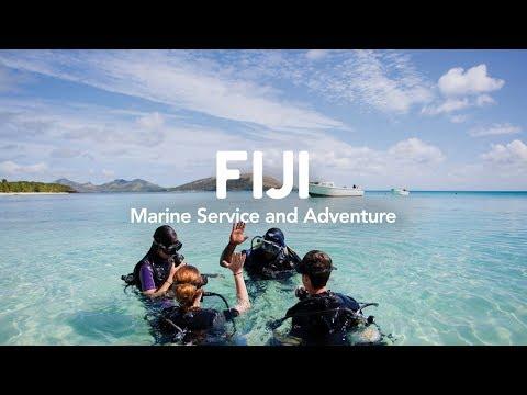 Fiji – Marine Service and Adventure | Rustic Pathways Student Travel