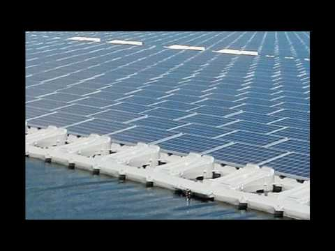 World biggest floating Solar Power Plan - China