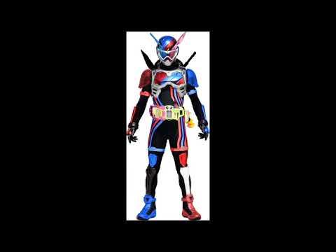 Kamen Rider Ex-Aid Build Gamer Henshin Sound