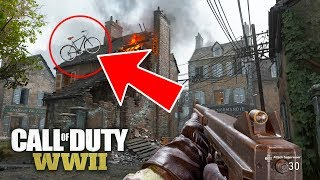 BEST HIDING SPOT EVER!! (Call of Duty WW2 PROP HUNT)