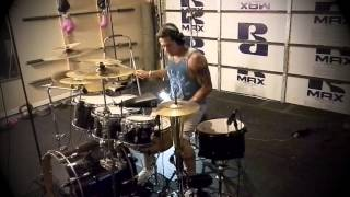 """Mi Tierra"" - Gloria Estefan (Drum Cover by Raul Deleon, Jr.)"