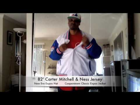 Ayroq Throwback Jersey Collection Vol. 6.0: MLB Mitchell & Ness Fire Vol. 2 (Baseball Edition)