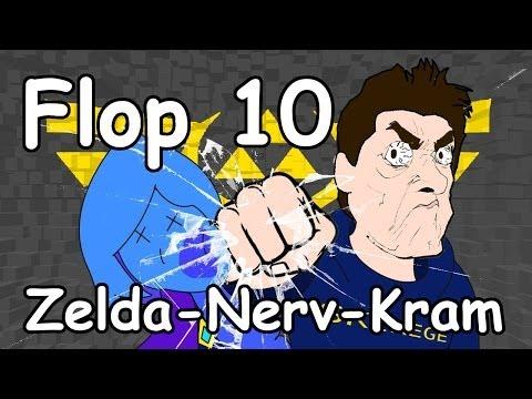 Flop 10 - Die Nervigsten Dinge In Zelda Spielen