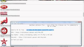 Ecouter la radio sur VLC