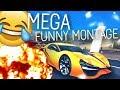 MEGA ASPHALT 8 FUNNY MONTAGE (Funny Moments and Stunts)