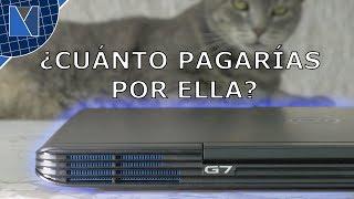 Dell G7 - Poderosa, pero, ¿a qué costo? 🤔