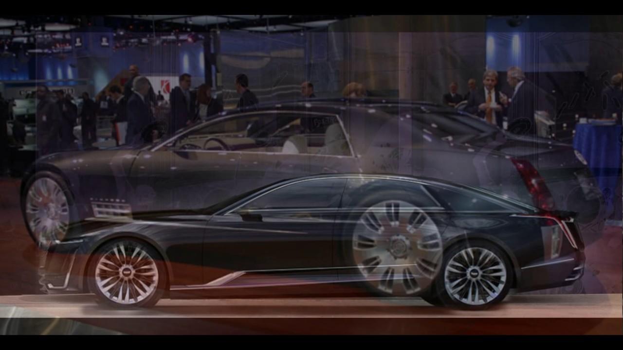 Cadillac Fleetwood Concept | Motavera.com