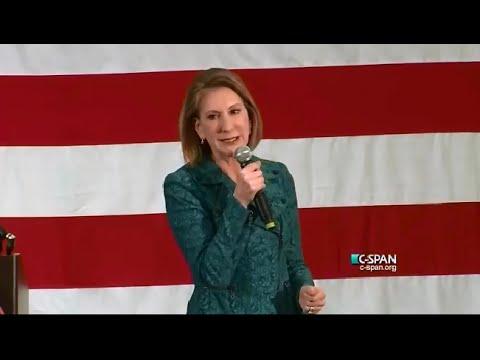 • Carly Fiorina • New Hampshire Republican Leadership Summit • 4/18/15 •