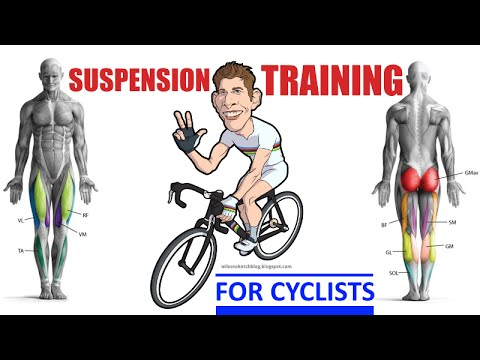 CYCLING: Functional Suspension Training For Cyclists