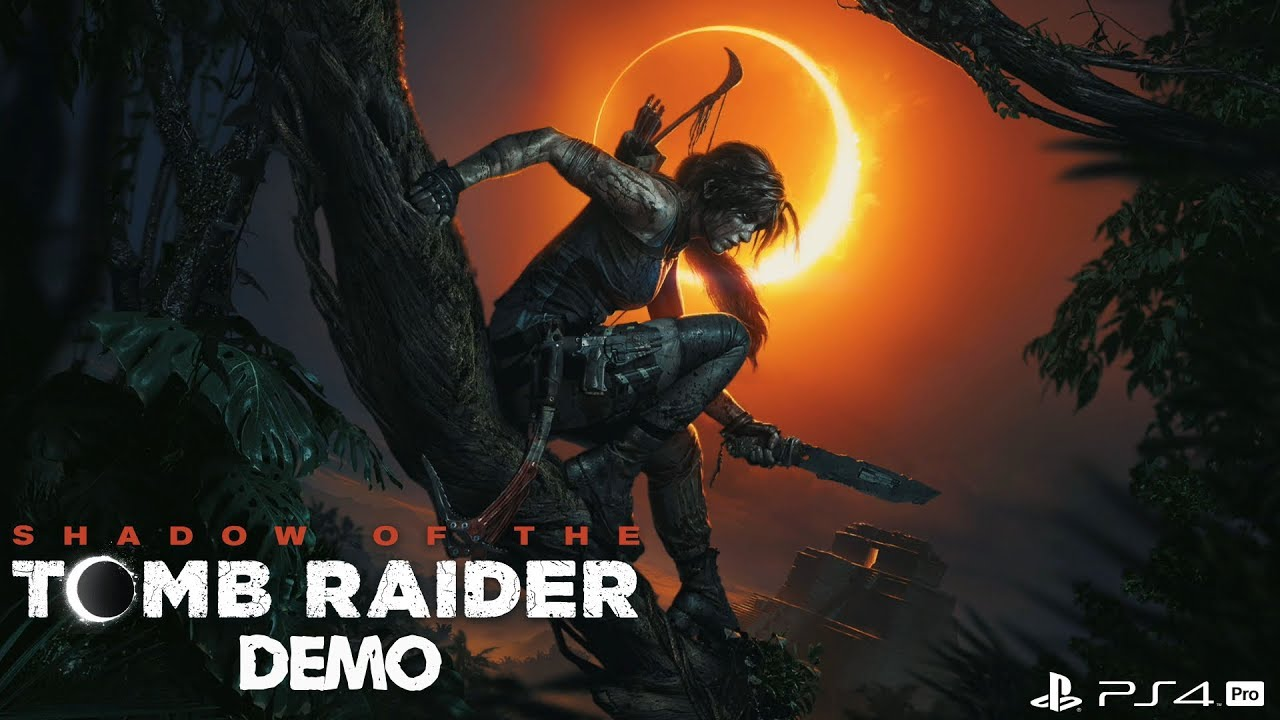 Tomb Raider Demo