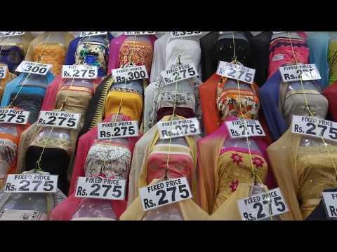 Bangalore Shivaji Nagar Market shopping / Short Review