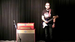 CAPTAIN AMP M18RP Fabian Brugger Electrified Soul