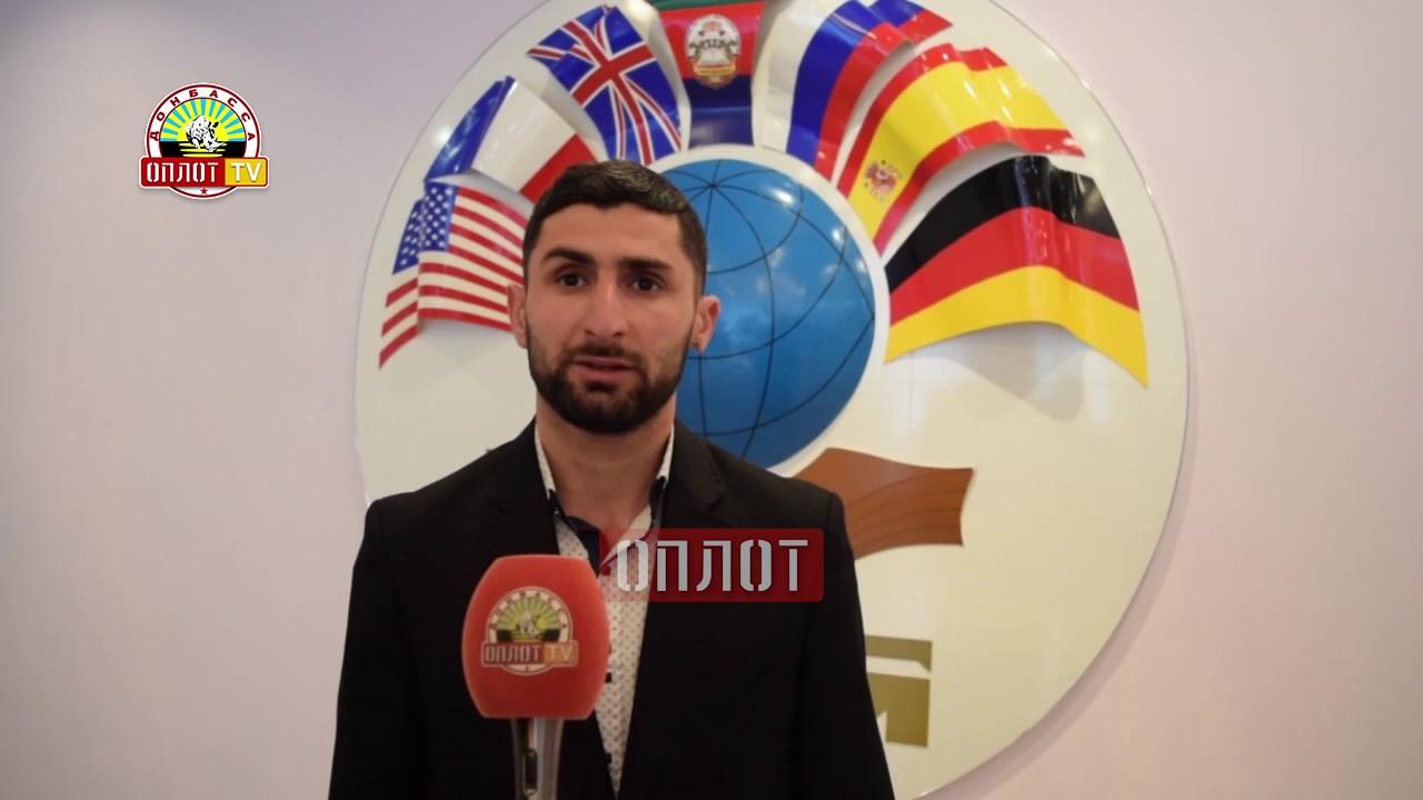 Студенты рассказали о Горловском институте иностранных языков
