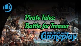 Pirate Tales: Battle for Treasure gameplay | Android game