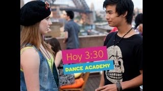 Dance Academy Temporada 1 ( Trailer BoomerangLa )