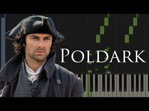 Poldark Main Theme - Piano Tutorial & Sheet Music