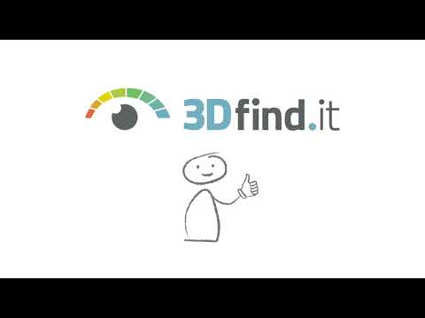 3dfind.it - The visual search engine lets you find millions of digital components in seconds
