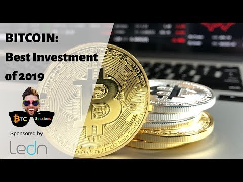 BTC 2019's Best Investment   Buffet Vs Bitcoin   100K Nodes