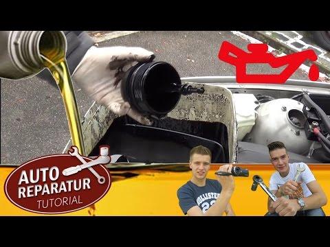 Ölwechsel Selber Machen   Anleitung Zum Wechsel Des Motoröls    DIY Tutorial