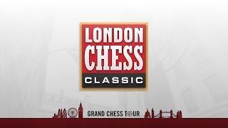 2016 London Chess Classic: Round 3