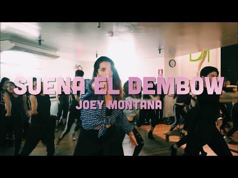 Suena El Dembow - Joey Montana, Sebastian Yatra Choreography By Guillermo Alcázar