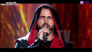X Factor4 Armenia 2nd Gala Show Abraham Khublaryan Komitas Horovel 26 02 2017