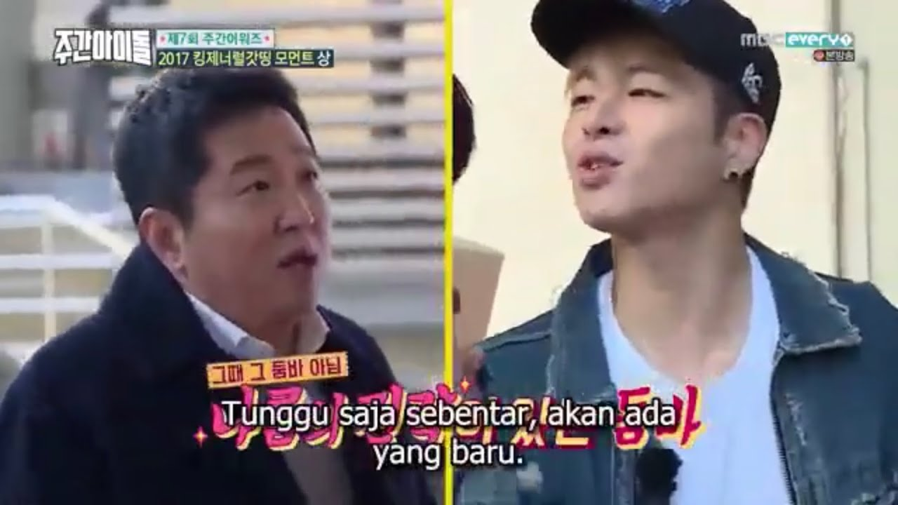 Download ❤️[SUB INDO/ENG]❤️ WEEKLY IDOL EPS.335 IKON