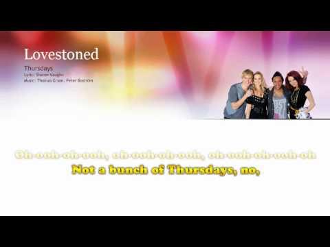 Клип Lovestoned - Thursdays