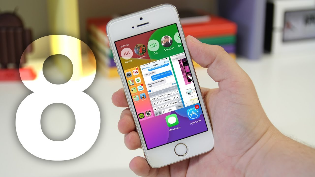 when does the iphone 7 come out top 8 ios 8 features 1077