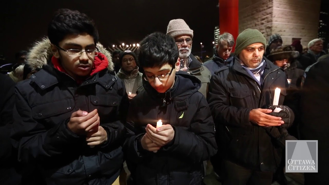 Candlelight vigil for victims of Peshawar terrorist attack