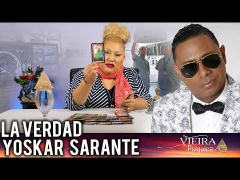YOSKAR SARANTE DE QUE MURIO LA VERDAD