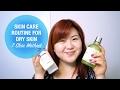 Dry Skin Care Routine + 7 Skin Method | BeautyBookCorner