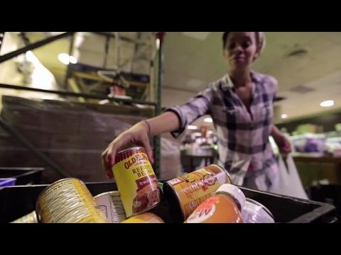 Feeding America Aims For Healthier Food Pantries