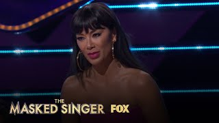 The Judges Are Floored By Night Angel's Performance | Season 3 Ep. 14 | THE MASKED SINGER