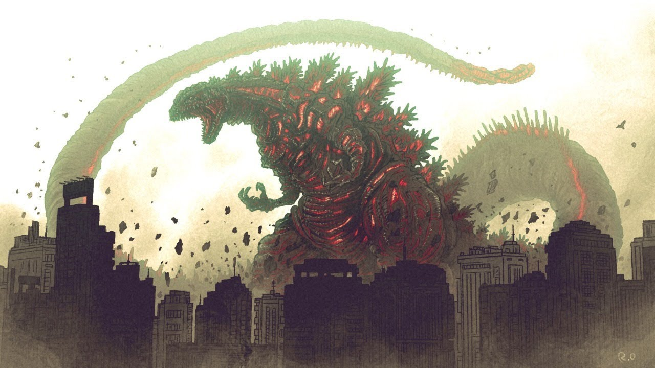 Cute Ultraman Wallpaper Quot Lazarus Who Will Know Redux Quot Shin Godzilla シン・ゴジラ