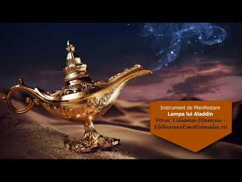 Instrument de Manifestare - Lampa lui Aladdin from YouTube · Duration:  11 minutes 40 seconds