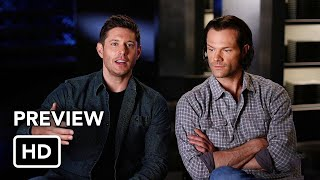 "Supernatural Season 15 ""The Car Is Their Thing"" Featurette (HD)"