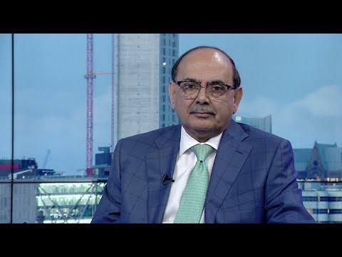 Mr. Romesh Sobti, IndusInd Bank - International Banker