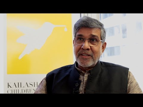 Here's how Kailash Satyarthi wants to end child labor