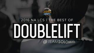 Best of TSM Doublelift | 2016 LCS Season