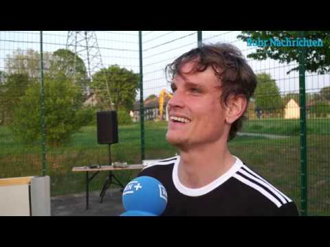 DFB-Blindenfußballer spielen 1:1 gegen Russland