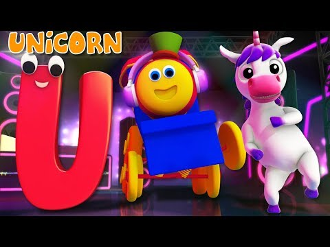 Phonics Letter U | Learning Street With Bob The Train | Nursery Rhymes For Toddlers by Kids Tv