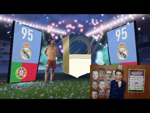 ICON PACKS OPENEN + 125K PACK + INFORM SBCS + HEEL VEEL MEER! FIFA 18 LIVESTREAM!!