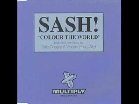 Sash! - Colour The World (ATB Mix) mp3