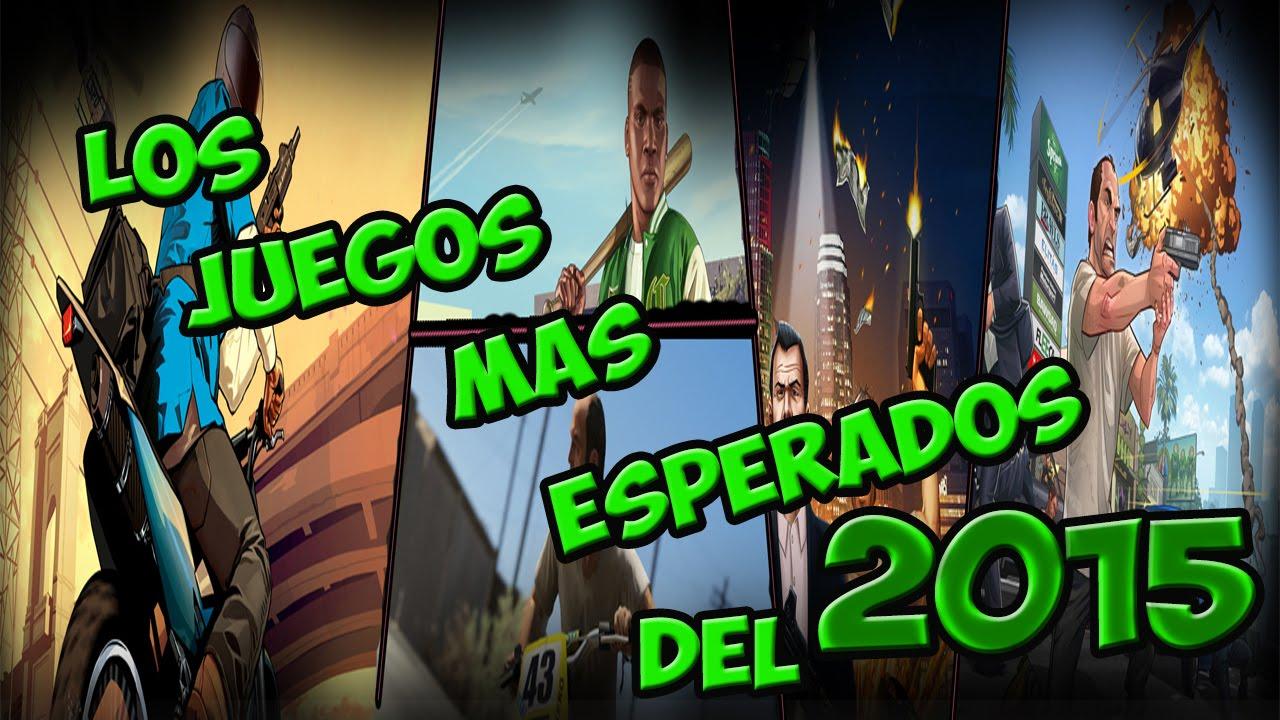 Top 12 Los Juegos Mas Esperados Para Este 2015 Xbox 360 One