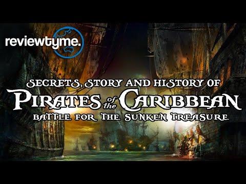 Shanghai Disneyland's Next Level Pirates of the Caribbean
