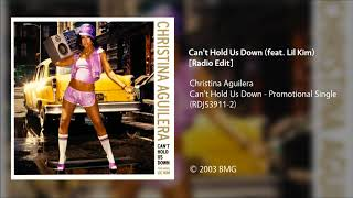 Christina Aguilera - Can't Hold Us Down (feat. Lil Kim) [Radio Edit]