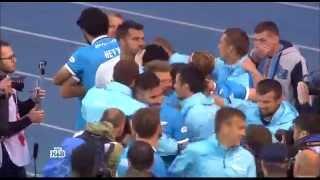 Зенит - Локомотив 1-1 (5-3) Серия Пенальти | Финал Суперкубок России 2015 FULL